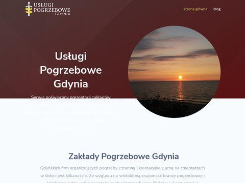 Uslugipogrzebowegdynia.pl Trójmiasto