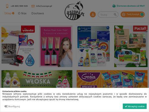 Uszopa.pl - wielobranżowy sklep internetowy