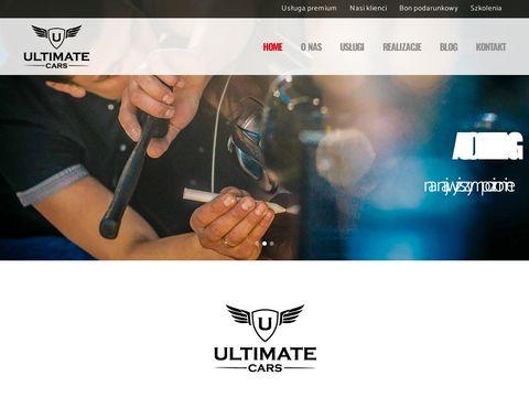 Ultimatecars.pl - pielęgnacja aut Wrocław