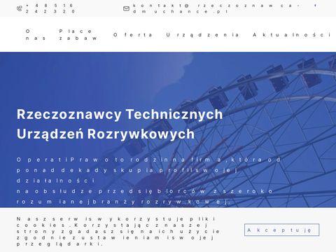 Rzeczoznawca-dmuchance.pl place zabaw