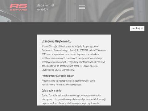 Stacja-kontroli-wroclaw.pl okręgowa diagnostyczna