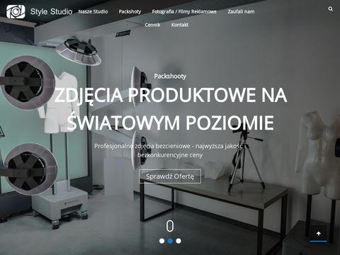 Style-Studio fotografia produktowa