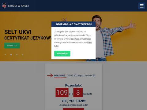 Studiawanglii.pl