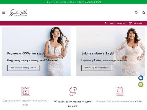 Suknieboho.pl salon sukni ślubnych w Warszawie