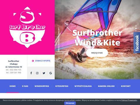 Surfbrother.com.pl szkoły windsurfingu Chałupy