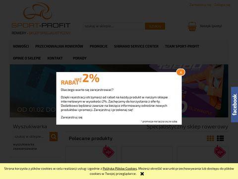 Sportprofit.pl - sklep rowerowy Wrocław