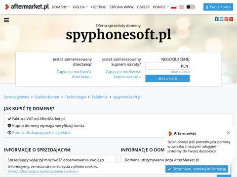 Spyphonesoft.pl
