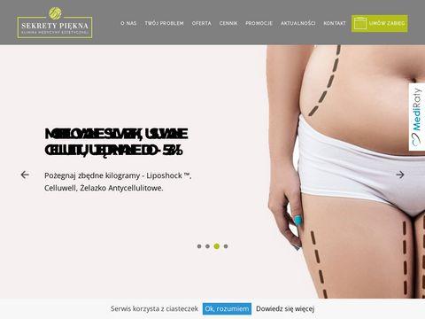Sekrety Piękna - salon kosmetyczny Kraków