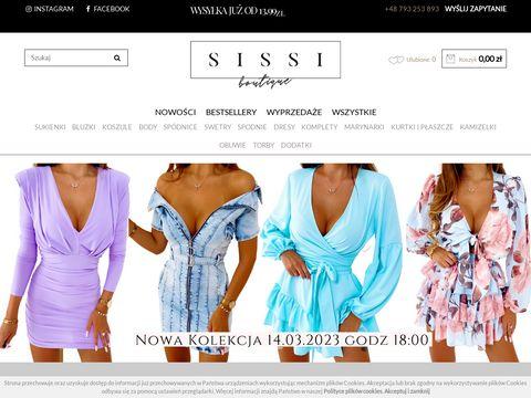 Sissi-boutique.pl - butik z sukienkami