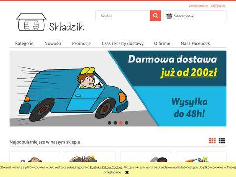 Sklepskladzik.pl - deszczownica okrągła sklep