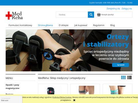 MedReha - sklep medyczny online