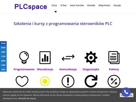 Sklep-plcspace.pl - język drabinkowy