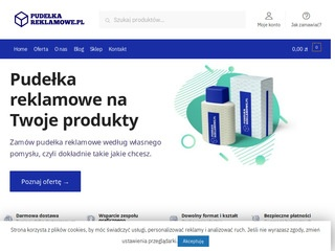 Pudelkareklamowe.pl na kosmetyki