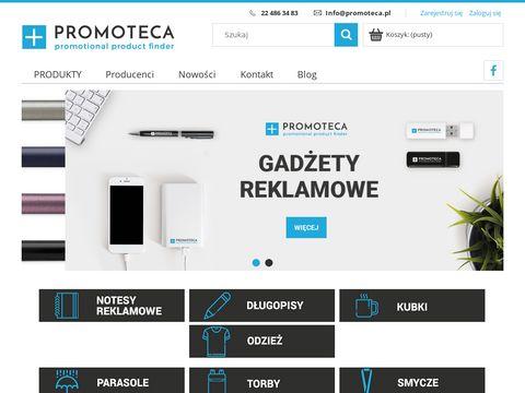 Promoteca.pl torby reklamowe Warszawa