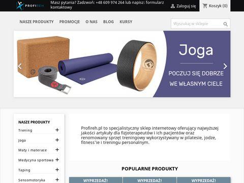 Profireh.pl sprzęt do rehabilitacji