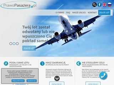 Prawopasazer.pl - doradztwo