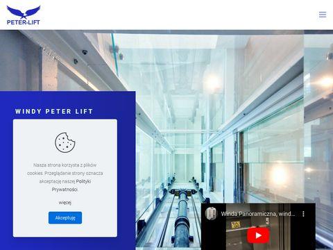 Peterlift.pl fachowa wiedza i doświadczenie