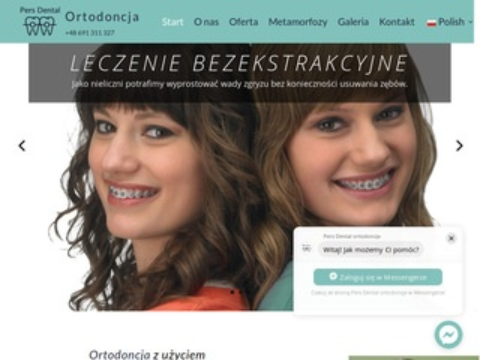 Pers Dental ortodoncja