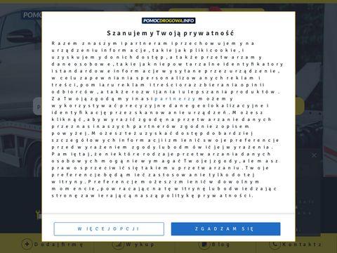 Pomocdrogowa.info baza ofert firm