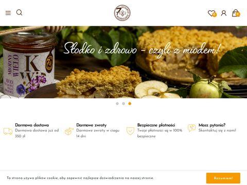 Miody online - sklep 7mk.pl