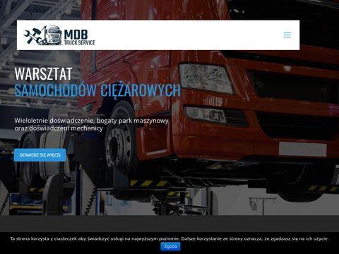 MDB Truck Service - warsztat samochodowy Białystok