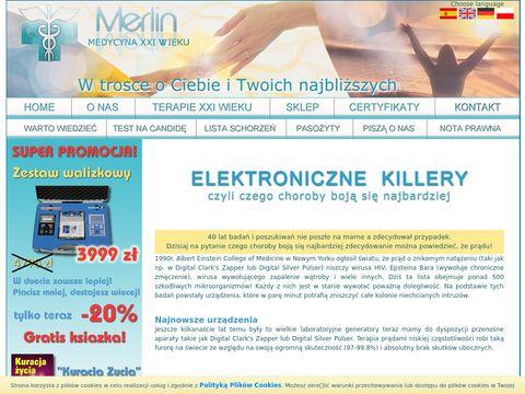 Merlin-zdrowie.pl - alergia leczenie
