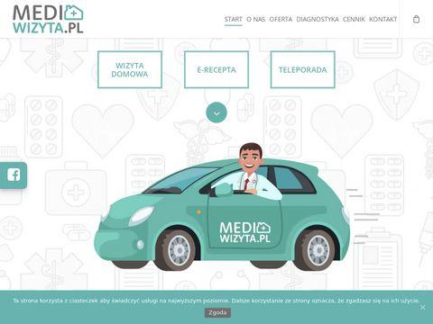 Mediwizyta.pl - psychiatra online