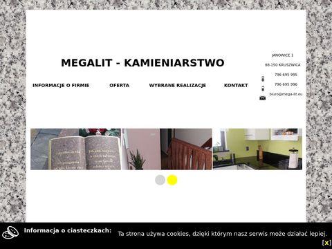 Nagrobki Inowrocław - mega-lit.eu
