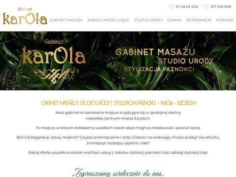 Masaz-szczecin.com.pl odchudzający