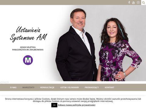 Madary Am Gdynia ustawienia systemowe