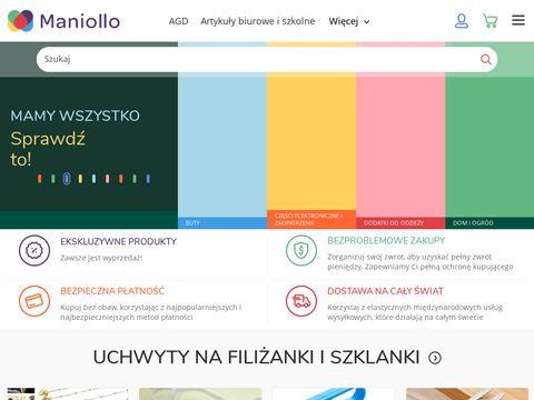 Maniolo.pl - zakupy produktów z hurtowni