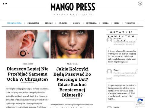 Jak odnieść sukces - sprawdź na mangopress.pl