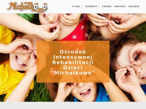 Michalkowo.pl - rehabilitacja dzieci Bielsko Biała
