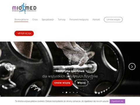 Miomed - rehabilitacja i fizjoterapia