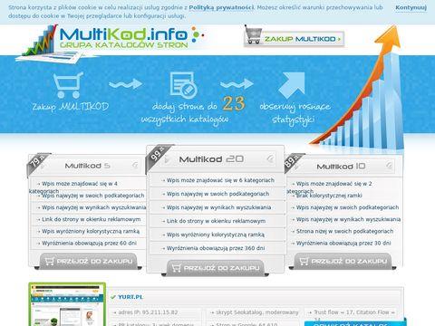 Katalogi Multikod.info