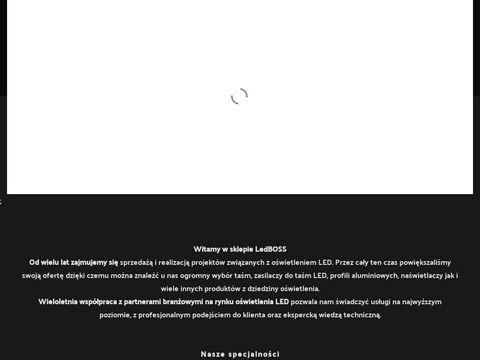 Ledboss - sklep z oświetleniem Białystok