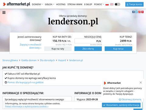 Lenderson.pl