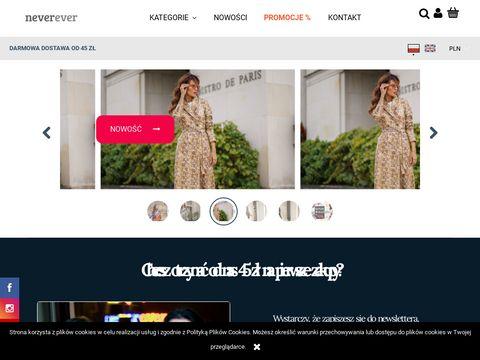 Strona o modzie