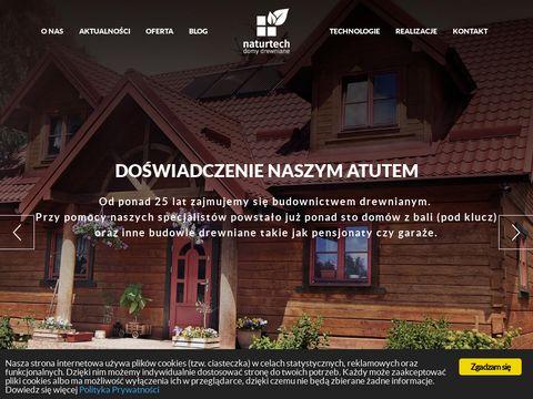 Naturtech.eu - domy z bala