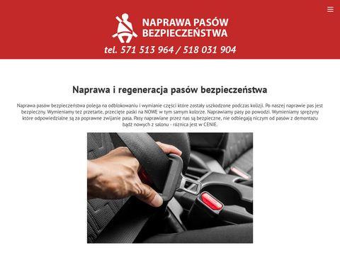 Naprawapasowbezpieczenstwa.pl
