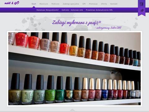 Nailandgo.pl manicure Warszawa