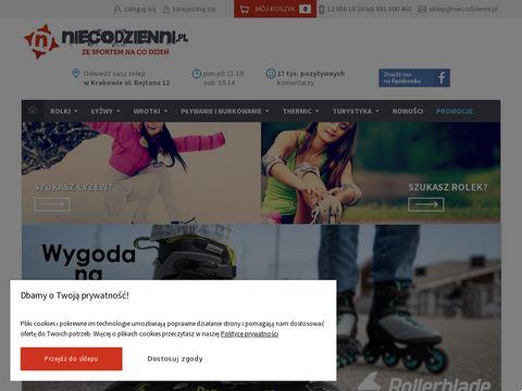 Sklep sportowy online - niecodzienni.pl