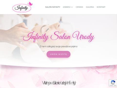 Infinity salon kosmetyczny