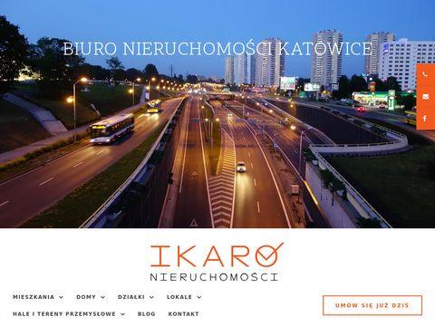 Ikaro.nieruchomosci.pl Katowice