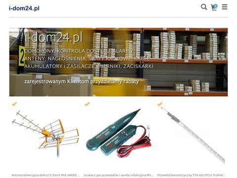 I-dom24.pl - systemy alarmowe