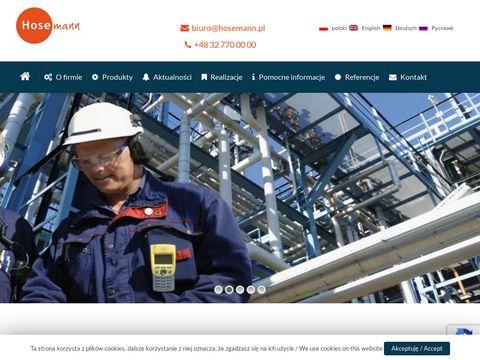Hosemann Polska - elementy przemysłowe