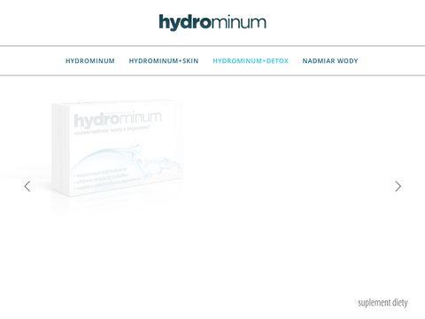 Tabletki Hydrominum