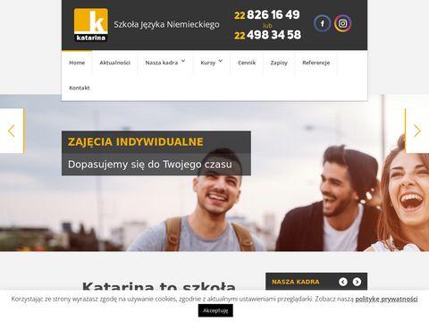 Katarina.pl niemiecki dla początkujących
