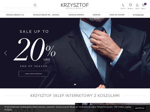 Koszule męskie sklep internetowy