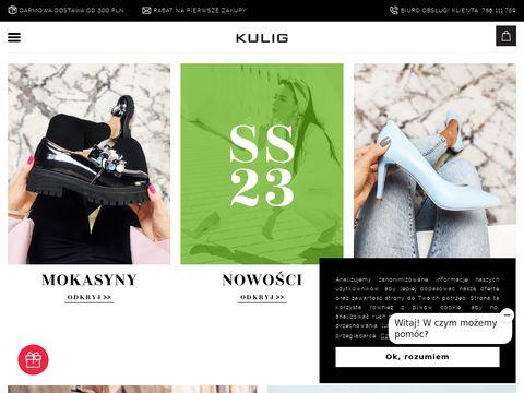 Kulig.pl - sklep internetowy z butami
